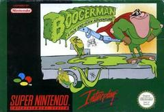 Boogerman A Pick and Flick Adventure PAL Super Nintendo Prices