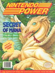 [Volume 54] Secret of Mana Nintendo Power Prices