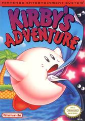Kirby's Adventure NES Prices