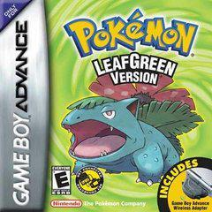 Pokemon LeafGreen Version GameBoy Advance Prices