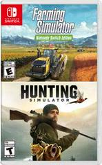 Farming Simulator & Hunting Simulator Bundle Nintendo Switch Prices