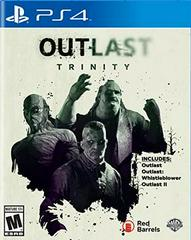 Outlast Trinity Playstation 4 Prices