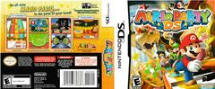 Artwork - Back, Front | Mario Party DS Nintendo DS