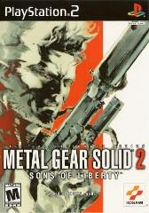 Metal Gear Solid 2 Playstation 2 Prices