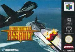 Aerofighters Assault PAL Nintendo 64 Prices