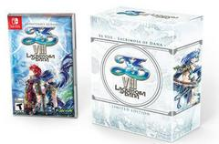 Ys VIII Lacrimosa of DANA [Limited Edition] Nintendo Switch Prices