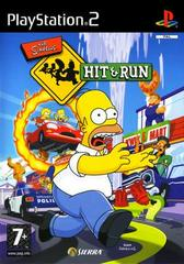 The Simpsons Hit and Run PAL Playstation 2 Prices