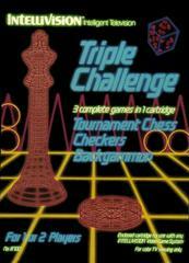 Triple Challenge Intellivision Prices
