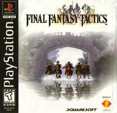 Final Fantasy Tactics Playstation Prices