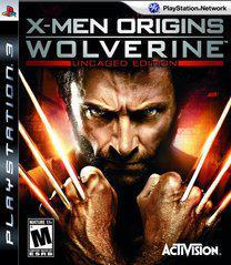 X-Men Origins: Wolverine Playstation 3 Prices