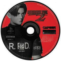 Game Disc 1 - (SLUS-00421) | Resident Evil 2 Playstation