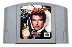 007 GoldenEye - Cartridge   007 GoldenEye [Player's Choice] Nintendo 64