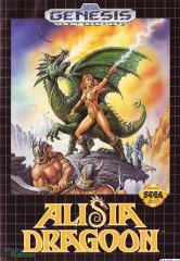 Alisia Dragoon Sega Genesis Prices