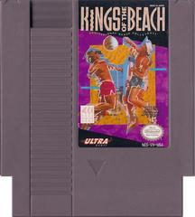 Cartridge   Kings of the Beach NES