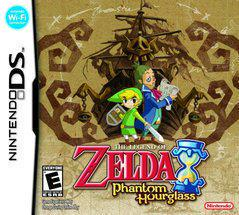 Zelda Phantom Hourglass Nintendo DS Prices