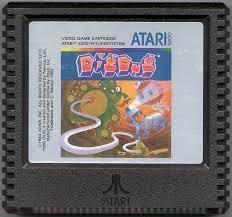Dig Dug - Cartridge | Dig Dug Atari 5200