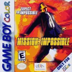 Mission Impossible GameBoy Color Prices