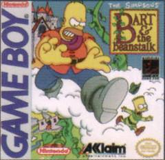 The Simpsons Bart and the Beanstalk GameBoy Prices