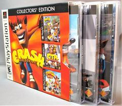 Collectors' Edition Set | Crash Bandicoot Collector's Edition Playstation