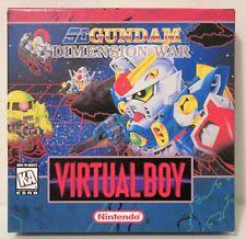 SD Gundam Dimension Wars [Homebrew] Virtual Boy Prices
