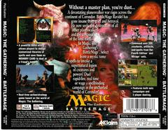 Back Of Case | Magic The Gathering Battlemage Playstation