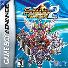 Super Robot Taisen Original Generation 2 GameBoy Advance Prices
