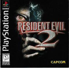Manual - Front | Resident Evil 2 Playstation