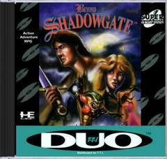 Beyond Shadowgate [Super CD] TurboGrafx-16 Prices