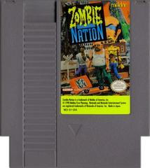 Cartridge | Zombie Nation NES