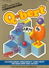 Q*bert Intellivision Prices