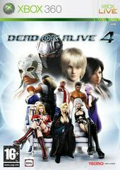 Dead or Alive 4 PAL Xbox 360 Prices