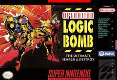 Operation Logic Bomb Super Nintendo Prices
