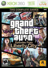 Grand Theft Auto: Episodes from Liberty City Xbox 360 Prices