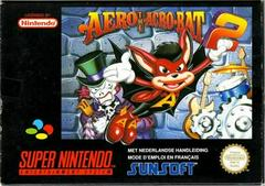 Aero the Acro-Bat 2 PAL Super Nintendo Prices
