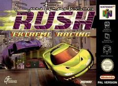 San Francisco Rush PAL Nintendo 64 Prices