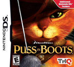 Puss In Boots Nintendo DS Prices