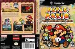 Artwork - Back, Front | Paper Mario Thousand Year Door Gamecube