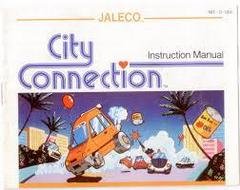 City Connection - Instructions   City Connection NES