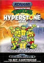 Teenage Mutant Ninja Turtles: Hyperstone Heist PAL Sega Mega Drive Prices