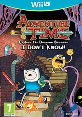 Adventure Time: Explore the Dungeon Because I Don't Know PAL Wii U Prices