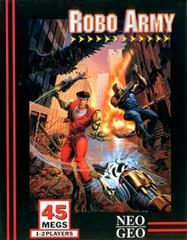 Robo Army Neo Geo AES Prices