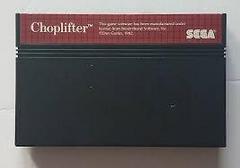 Choplifter! - Cartridge | Choplifter! Sega Master System