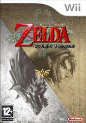 Zelda Twilight Princess PAL Wii Prices
