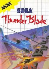 Thunder Blade Sega Master System Prices