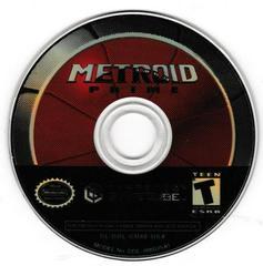 Game Disc   Metroid Prime Gamecube