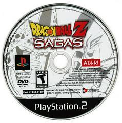 Game Disc | Dragon Ball Z Sagas Playstation 2