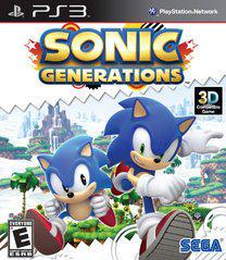 Sonic Generations Playstation 3 Prices