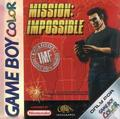 Mission Impossible | PAL GameBoy Color