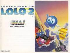 Adventures Of Lolo 2 - Instuctions | Adventures of Lolo 2 NES