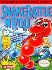 Snake Rattle n Roll NES Prices